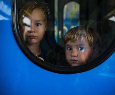 Prva vožnja vlakom