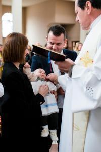 baptism zagreb croatia